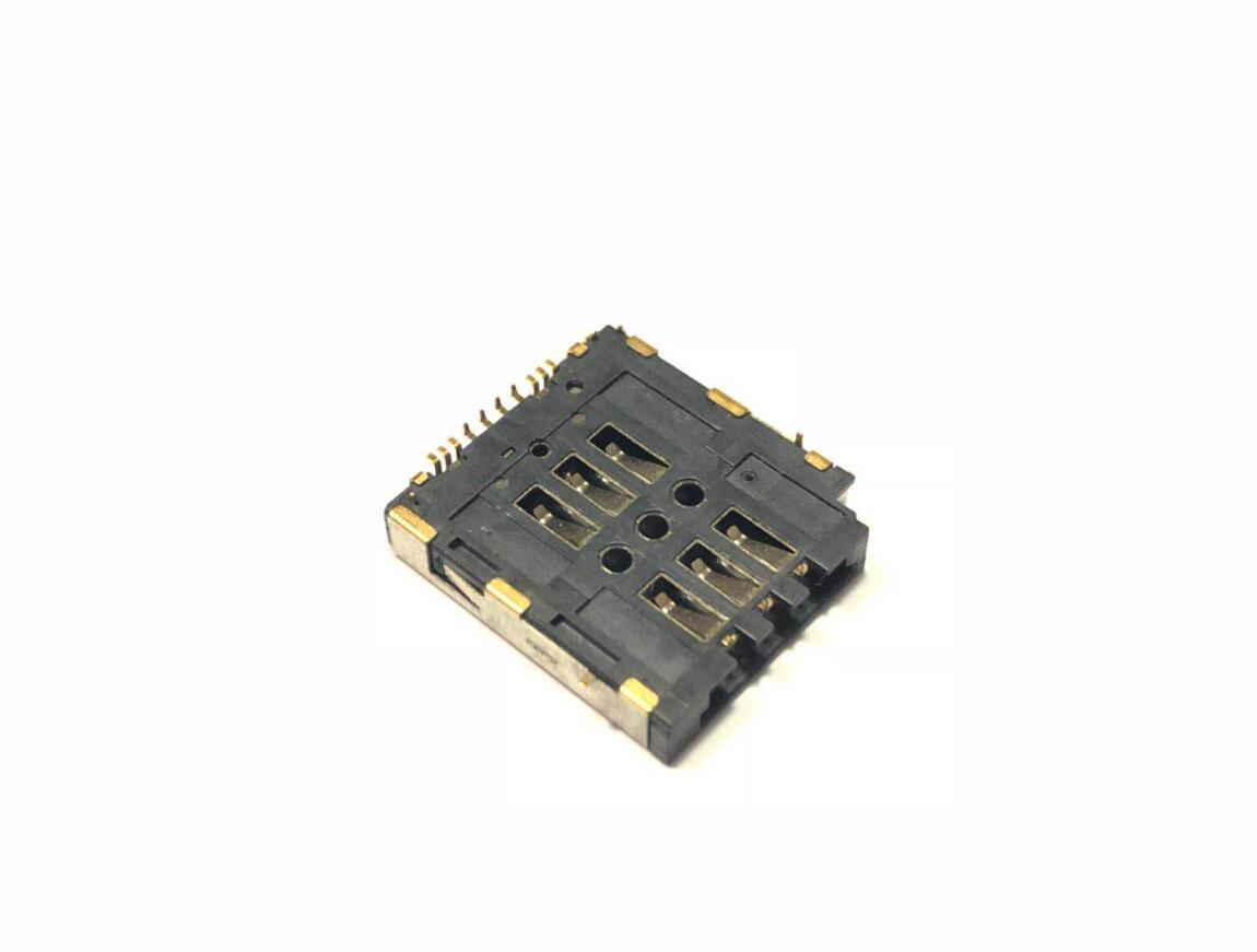 检测SIM卡槽内部PIN正位度