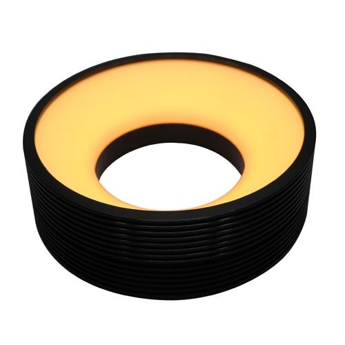 环形散射光源(30°-45°)